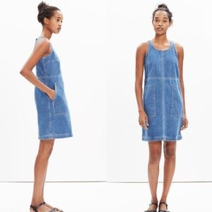 Madewell size S denim dress